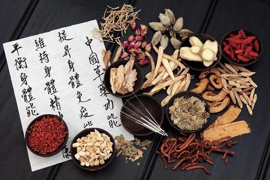צמחים סינים