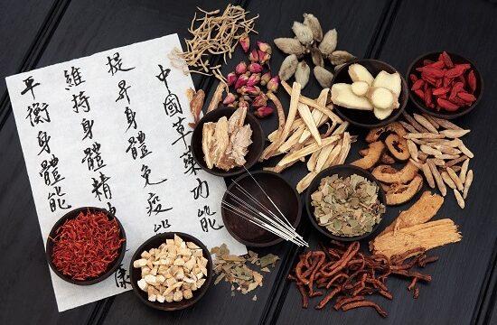 ההיסטוריה של צמחי מרפא סיניים